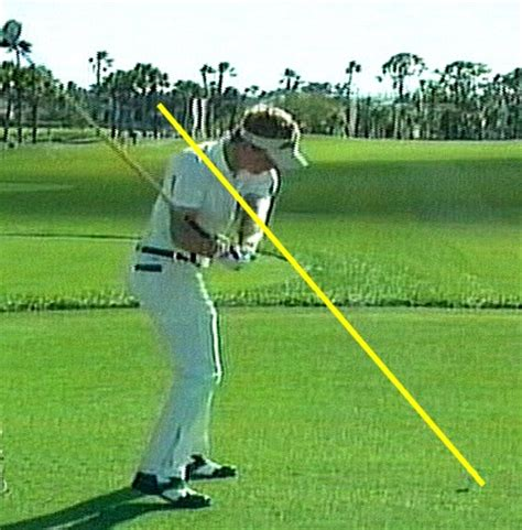 Luke Wilson Takes Swing At Designing by Somax Sports Luke Donald S Wandering Spine Angle