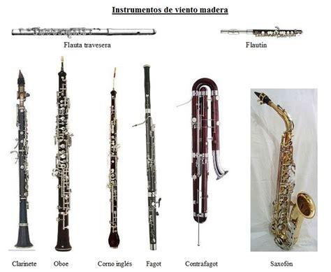 imagenes instrumentos musicales de viento imagenes de instrumentos de viento con sus nombres imagui