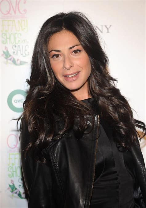 natural grey streak in hair stacy london photos photos qvc presents quot ffany shoes on