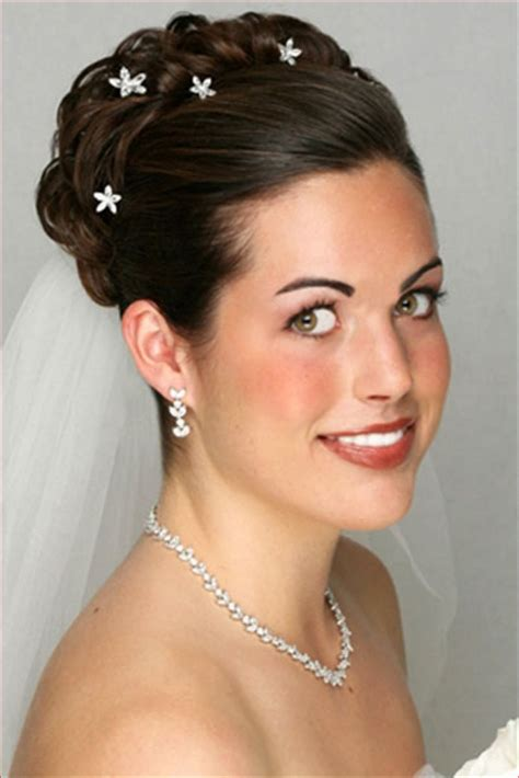 Wedding Hairstyles For Medium Length Hair Do by Wedding Hairstyle Makeup