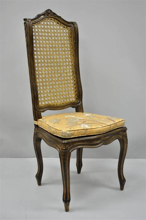 french country louis xv provincial style dining side