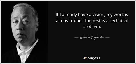 a vision for my the and work of palestinian american artist and designer rajie cook books hiroshi sugimoto quote if i already a vision my