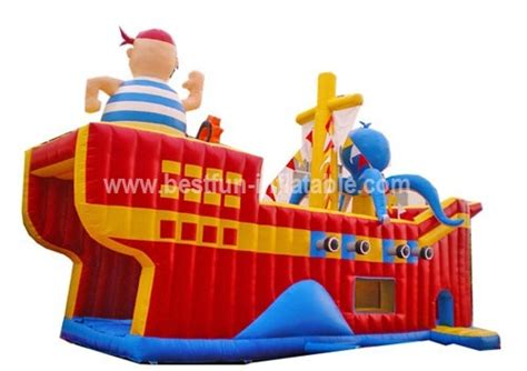 commercial bounce house wholesale wholesale commercial inflatable pirate ship bounce house manufacturer supplier