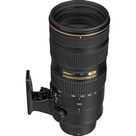 nikon new brand new nikon af s nikkor 70 200mm f 2 8g ed vr ii lens