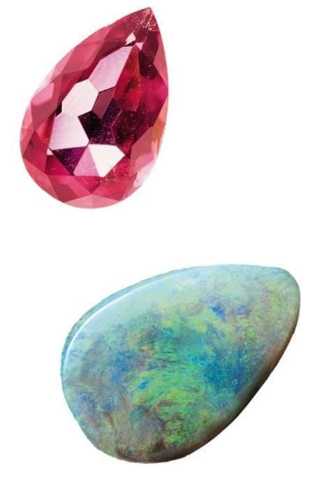 tourmaline opal october opal and tourmaline birthstones and their