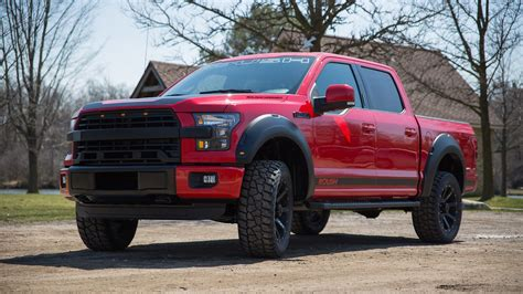 truck ford f150 the 600 horsepower roush ford f 150 is the ultimate pickup