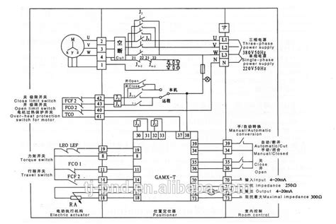 rotork wiring diagram wd efcaviation