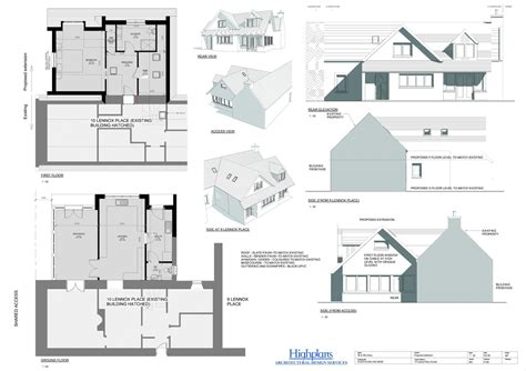 extensions and conversions highplans highland