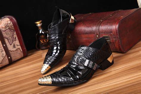 Unik Sepatu Casual Pria Sepatu Casual Trendi Sepatu Dalmo Boots model sepatu keren untuk segala usia ragam fashion