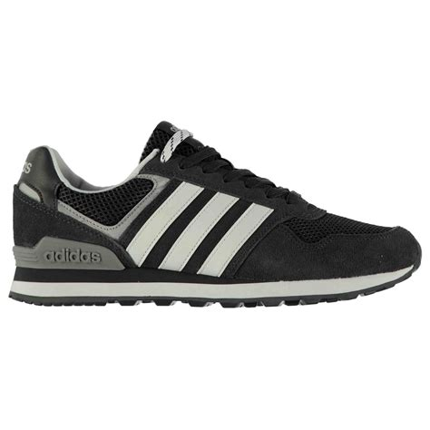 10k running shoes adidas 10k running shoes mens grey white silver trainers
