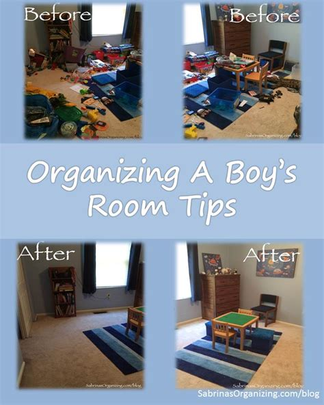 organizing a boys room in just two hours sabrina s organizing