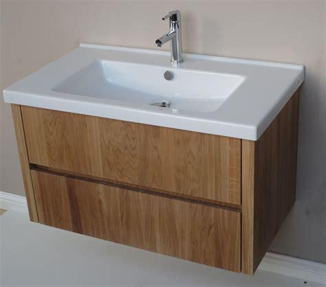 goedkope badkamermeubel goedkoop eiken badkamermeubel 90cm 01 projecten om te
