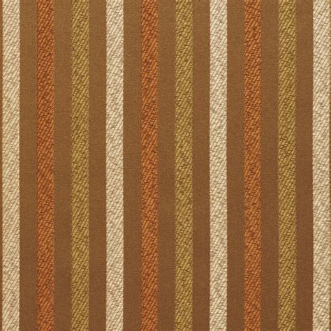 traditional upholstery fabric brown bronze green ivory striped damask upholstery drapery