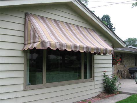 blake awning traditional loose frame awning with sunbrella fabric 3