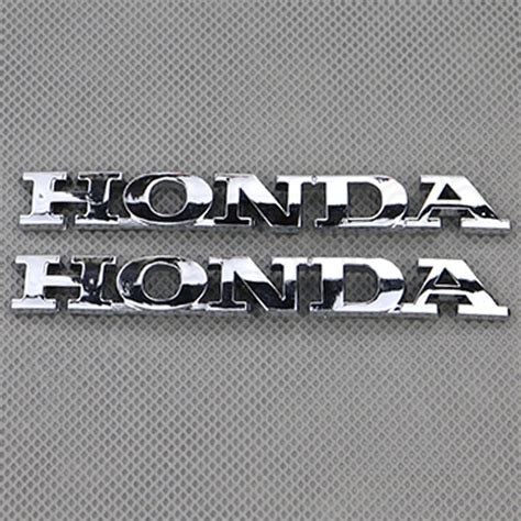 honda motorcycle emblem 3d motorcycle tank fairing emblem decal sticker for honda