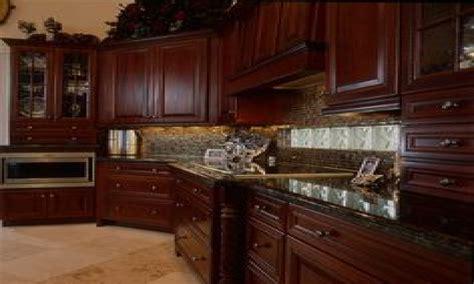 cherry kitchen cabinets with granite countertops cherry kitchen cabinets with granite countertops yellow