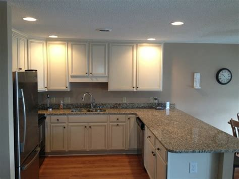 Condo Kitchen by Condo Kitchen Renovation In Surfside Sc Traditional Kitchen Charleston By Re