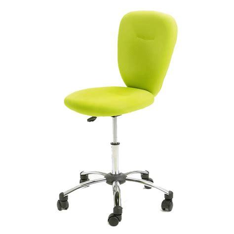 chaise de bureau verte chaise de bureau quot colors quot vert