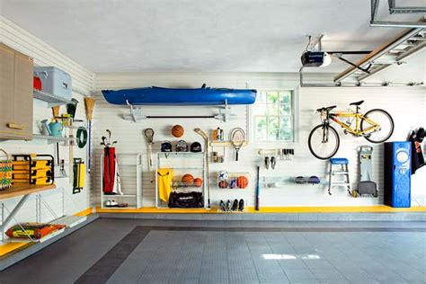 how to organize a garage the single most important clutter busting tip read this