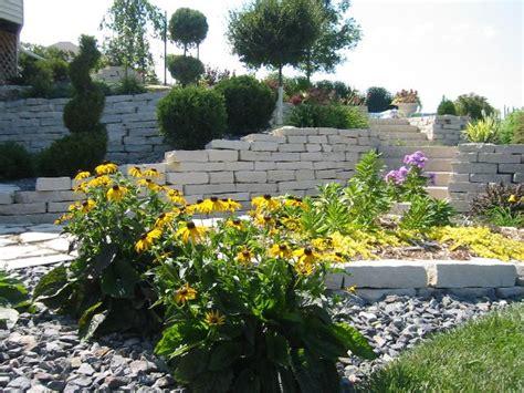Rock Garden Green Bay Award Winning Projects Lang Landscape Llc In Wisconsin