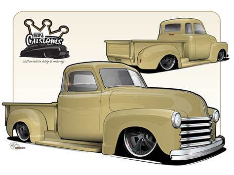 Chevy Truck Drawings by Truck Chevy Pencil And In Color Truck Chevy