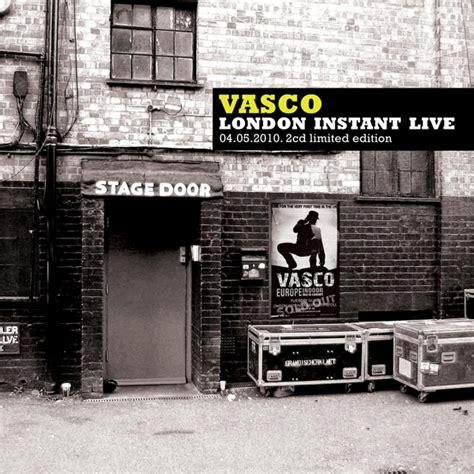 vasco instant live vasco instant live di vasco musica