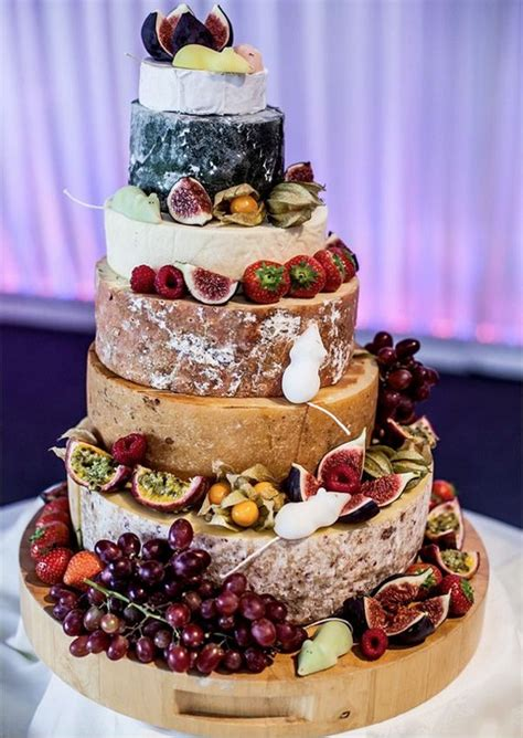 Wedding Cakes Made Of Cheese by Tiered Wedding Cake Made Of Cheese Search