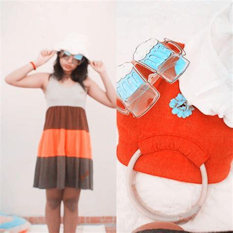 Dress Savira savira ainna sun flower vintage summer dress somewhere