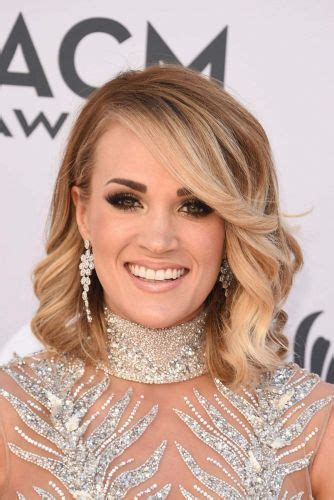 hair spotlight the lob haircut the hairstyle blog 8 carrie underwood bob hairstyles chic bob haircuts you