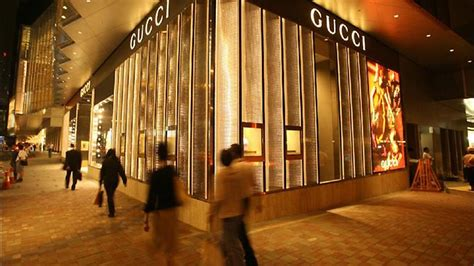 Gucci To Open Six New Stores In China In 2007 by Chow Fook Is The World S Unknown Jewellery