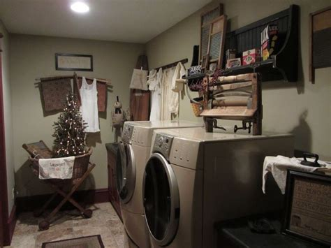 Country Laundry Room Decorating Ideas Best 25 Primitive Laundry Rooms Ideas On Country Laundry Rooms Primitive Country