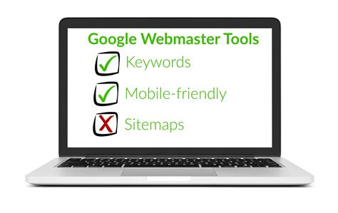 Webmaster Tools the importance of webmaster tools