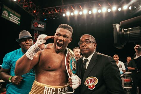 Jarrell Miller vs. Fred Kassi on August 19th, Showtime