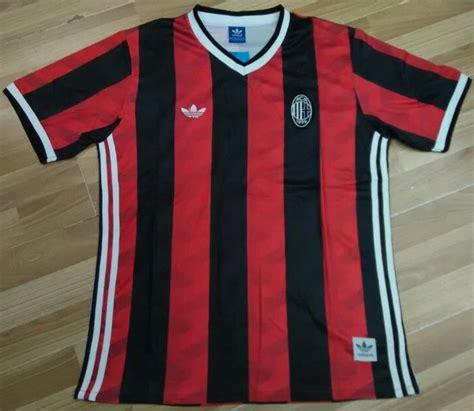 Jersey Ac Milan Home Musim 1617 ac milan 16 17 black jersey 1605021515