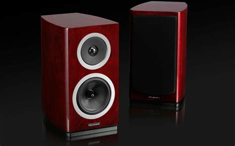 Book Shelf Designs wharfedale reva speakers aim to double down on diamond