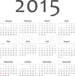 2015 12 month calendar page printable jpeg calendar