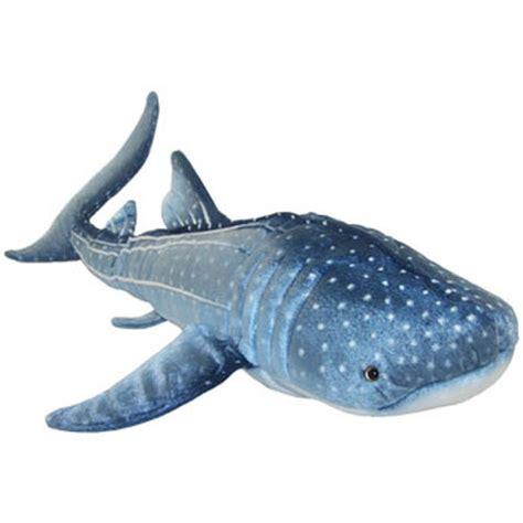 shark plush adventure planet plush whale shark 24 inch new stuffed animal ebay