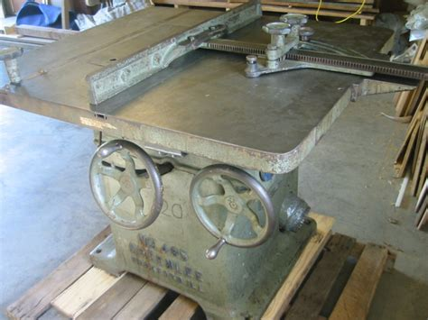 owwm woodworking greenlee brothers co serial number registry table saw