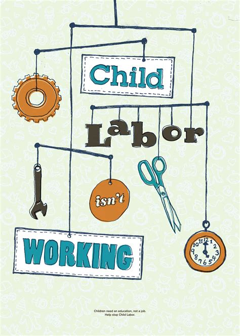 Handmade Poster On Child Labour - mind blowing resources 30 mind blowing posters against