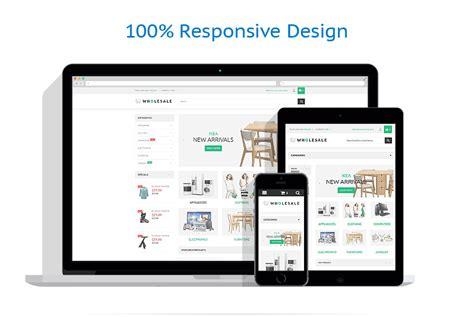 online responsive layout generator online warehouse magento theme properhost