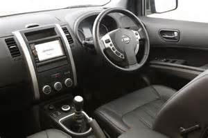 Interior Nissan X Trail The Nissan X Trail Set To Cover Some Of The Most