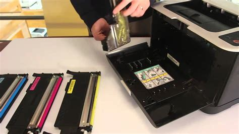 reset samsung c460 how to replace samsung cltw407 waste toner tank in samsung