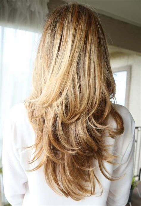haircuts blonde long 25 long layered haircut ideas long hairstyles 2016 2017