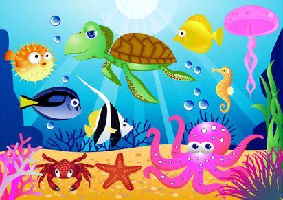 Finding Nemo Wall Mural spongebob birthday party