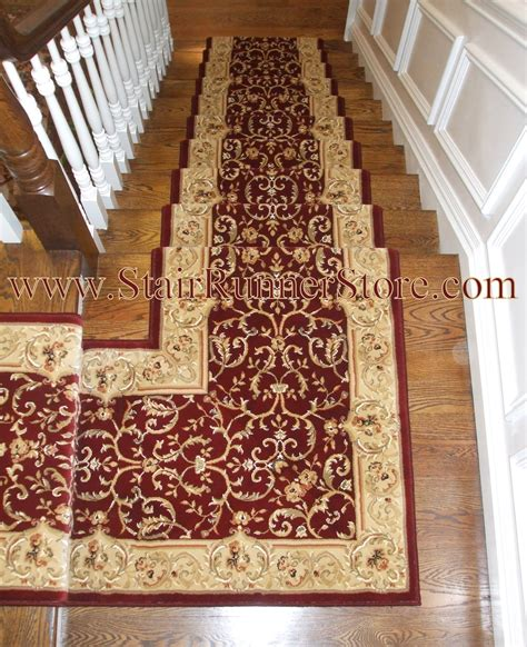 tips tricks simple stair runner for home interior
