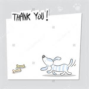 11 funny thank you cards free eps psd format download