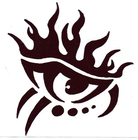 fire tribal tattoo designs pin tribal tagged as tattoos designs cake on