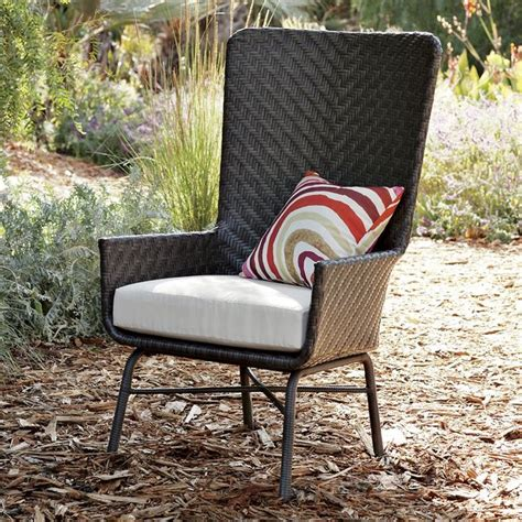 Outdoor Cing Chairs by Hoyt Wing Chair Outdoor Lounge Chairs