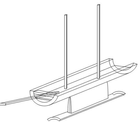 membuat kerajinan perahu pengin ikhlas cara membuat kerajinan perahu dari bambu