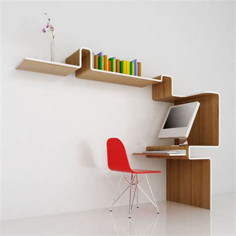 Shelf Designs by 30 And Creative Bookshelf Designs